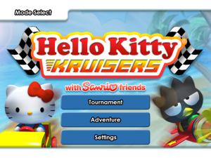 Hello Kitty Kruisers - logp