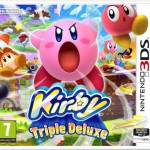 Kirby - Triple Deluxe - cover