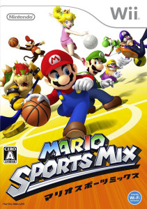 Mario Sports Mix - cover