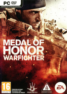 Medal of Honor - Warfighter - cover