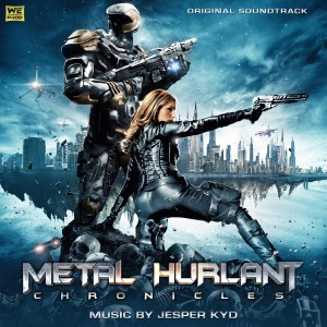 Metal Hurlant Chronicles Cover