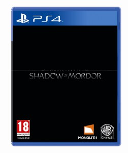 Middle-earth - Shadow of Mordor - cover