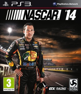 NASCAR '14 - cover