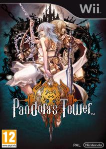 Pandora's Tower - cover