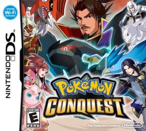 Pokémon Conquest - cover