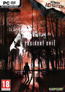 Resident Evil 4 Ultimate HD - cover
