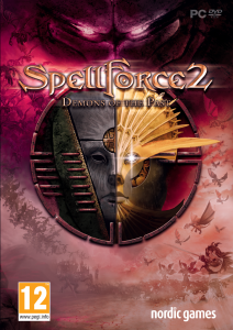 SpellForce 2 - Demons Of The Past - cover