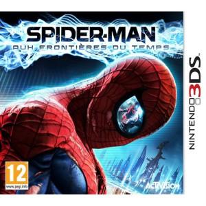 Spider-Man - Aux frontières du temps - cover