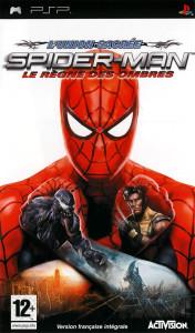 Spider-Man - Le Règne des ombres - cover