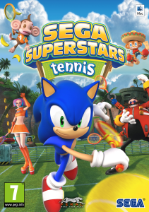 [TEST] SEGA Superstars Tennis - la version pour Mac - cover