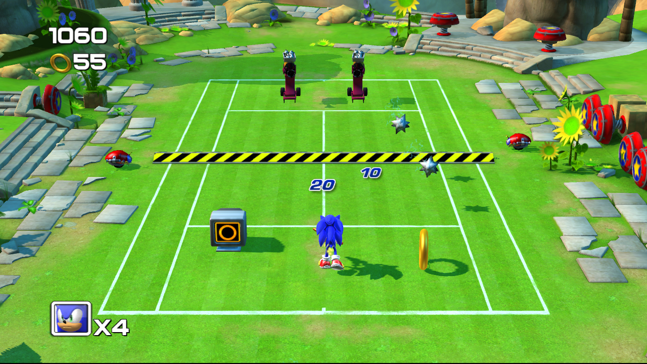 [TEST] SEGA Superstars Tennis – la version pour Mac