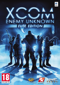 [TEST] XCOM - Enemy Unknown - Elite Edition - la version pour Mac - cover