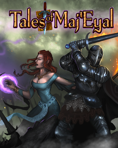 Tales of Maj'Eyal - cover