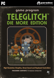 Teleglitch - cover