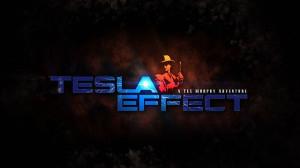 Tesla Effect - A Tex Murphy Adventure - logo