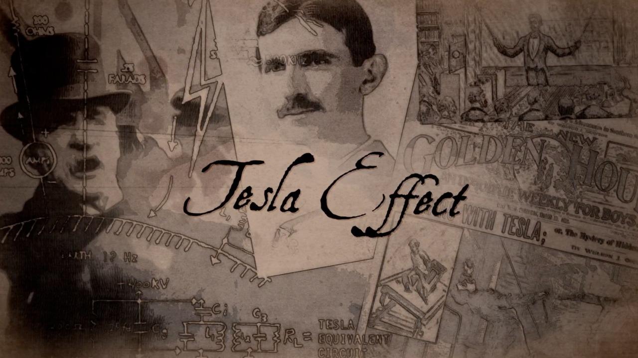 Tesla Effect : A Tex Murphy Adventure