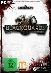 The Dark Eye - Blackguards - cover