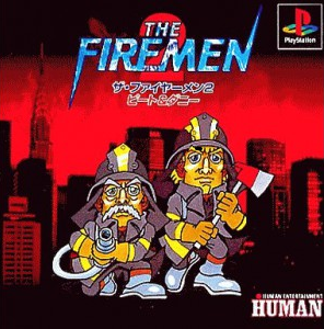 The Firemen 2 - Pete and Danny - cover