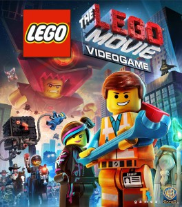 The Lego Movie Videogame - cover