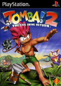 Tomba! 2 - The Evil Swine Return - cover