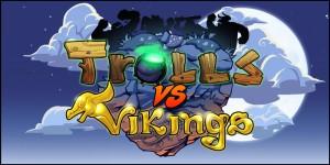 Trolls contre Vikings - logo