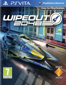 Wipeout 2048 - cover
