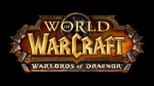 World of Warcraft - Warlords of Draenor - logo