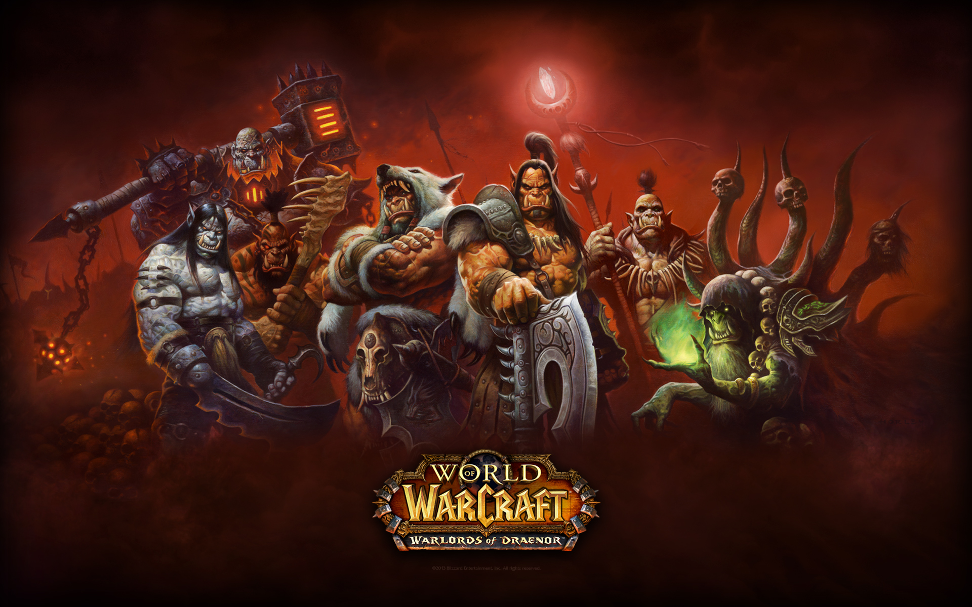 World of Warcraft : Warlords of Draenor