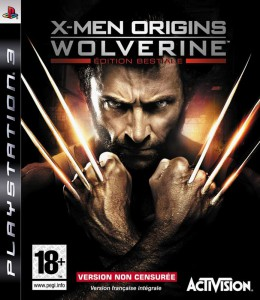 X-Men Origins - Wolverine - cover