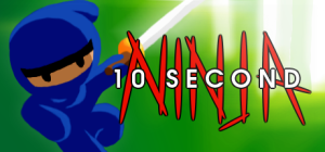 10 Second Ninja - logo