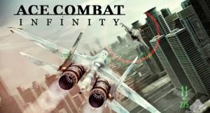 Ace Combat Infinity - logo