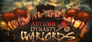 Autumn Dynasty - Warlords - cover