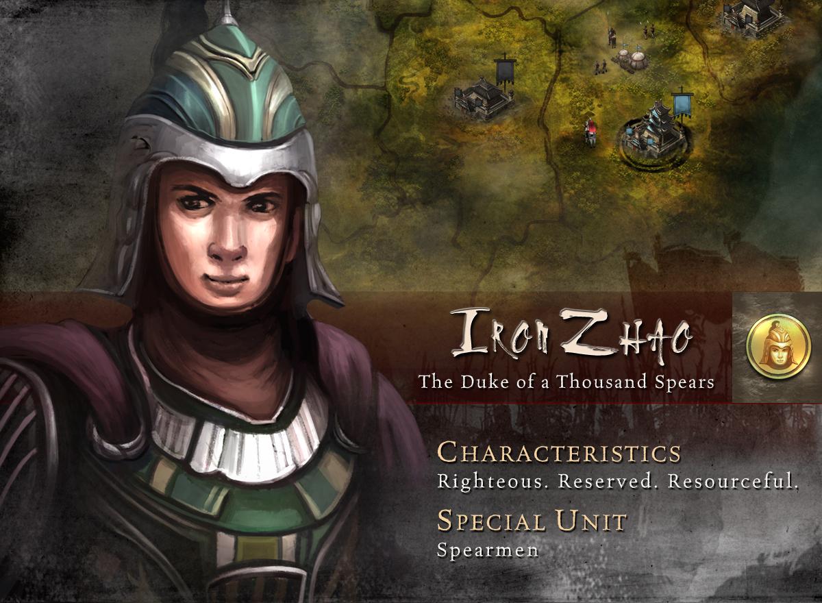 [TEST] Autumn Dynasty Warlords – la version pour iPad