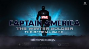 Captain America - The Winter Soldier - logo