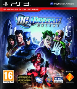 DC Universe Online - cover