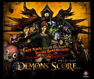 Demons' Score - logo
