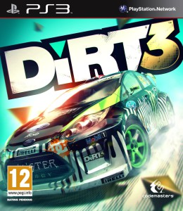 Dirt 3 - cover