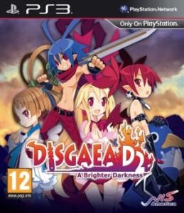 Disgaea D2 - A Brighter Darkness - cover
