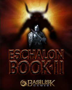 Eschalon - Book II - cover