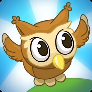 Flappy Owl - logo