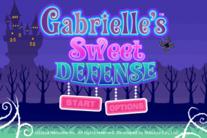 Gabrielle's Sweet Defense - logo