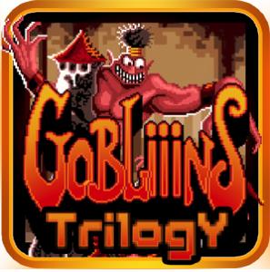 Gobliiins Trilogy - logo