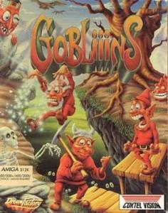 Gobliiins - cover