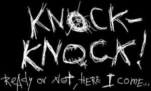 Knock-Knock - logo