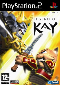 Legend of Kay - cover