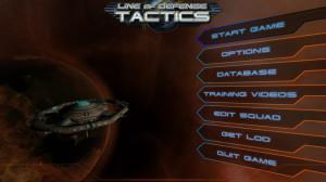 Line of Defense Tactics - logo