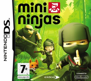 Mini Ninjas - cover