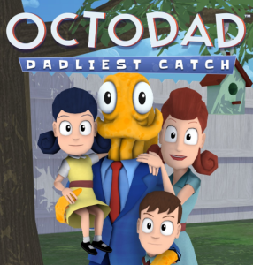 Octodad - Dadliest Catch - cover