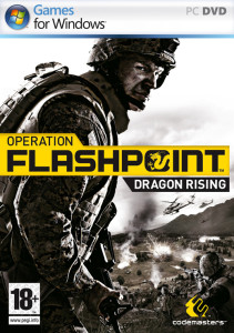 Operation Flashpoint - Dragon Rising - cover