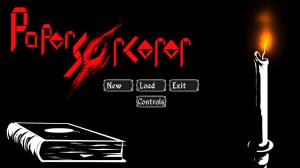 Paper Sorcerer - logo